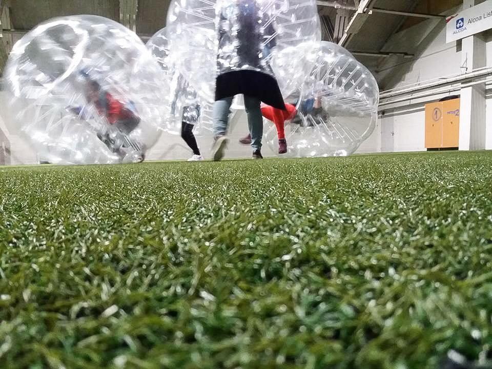 Lapark-Bubble-Fotball-4