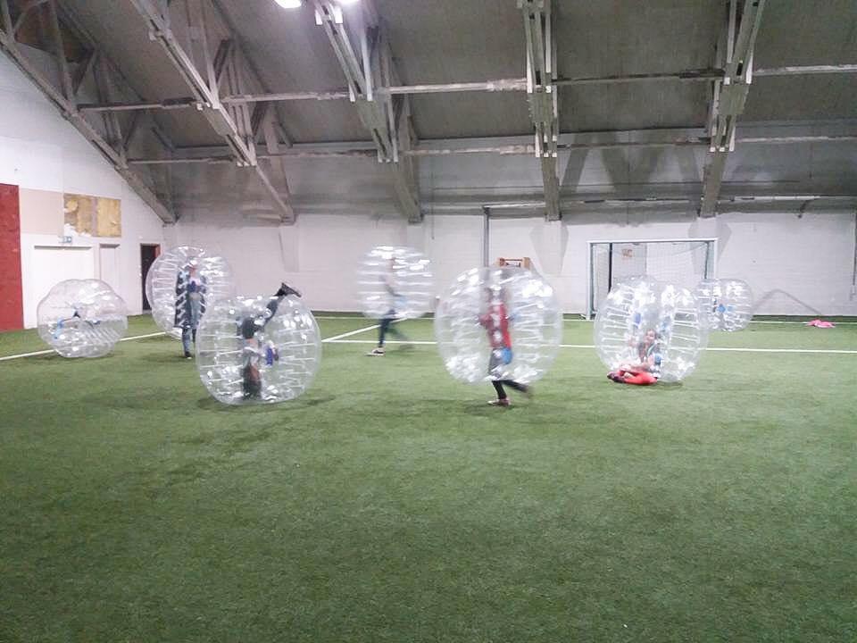 Lapark-Bubble-Fotball-5
