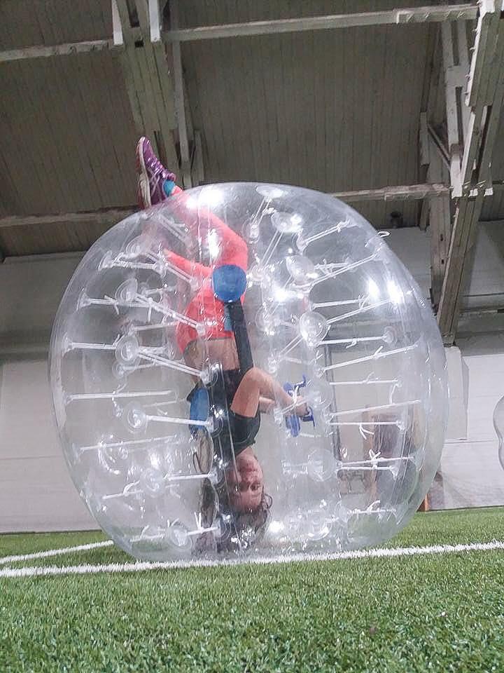 Lapark-Bubble-Fotball-8
